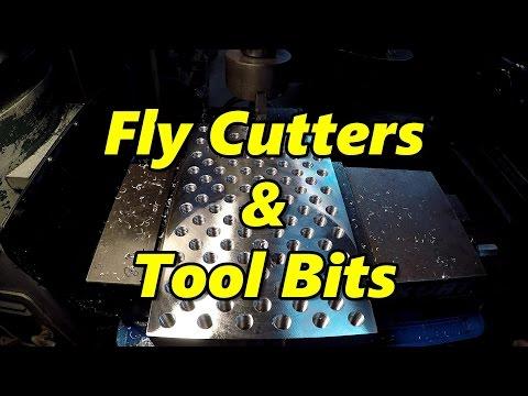Shop Talk 17 Flycutters & Tool Bits