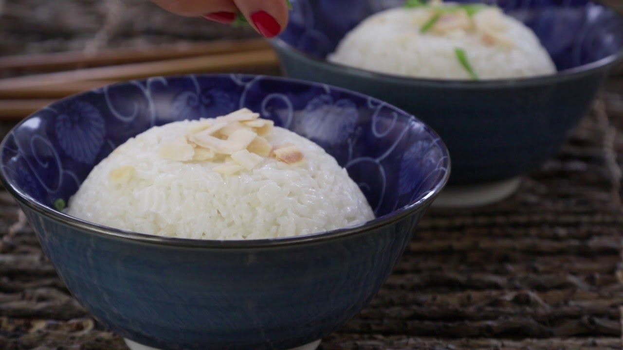how to you make coconut rice