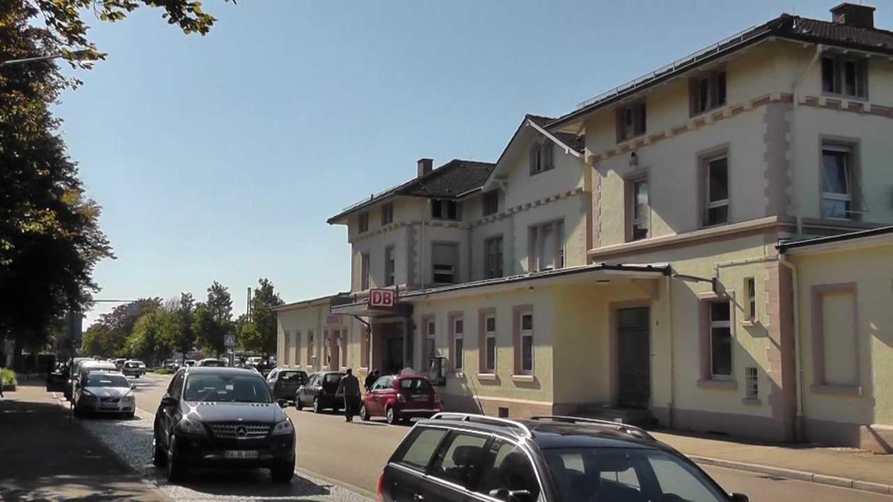 Bühl Bahnhof