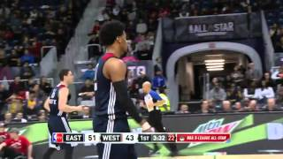 Jimmer Fredette Pours in Record 35 Points to Win All Star MVP!