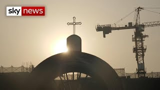 China closing Christian chuŗches in Easter crackdown