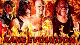 THE EVOLUTION OF KANE TO 1997-2017