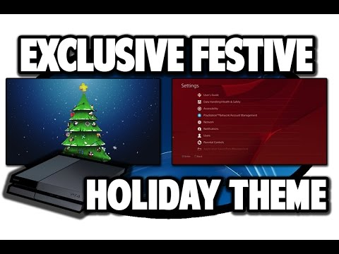 [ps4-themes]-exclusive-festive-dynamic-theme-video-in-60fps