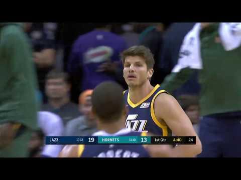 Utah Jazz vs Charlotte Hornets | November 30, 2018