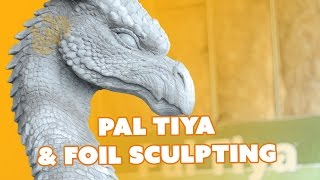 Video Sculpting with Hot Glue, Tin Foil, & Pal Tiya Clay - Prop: Shop download MP3, 3GP, MP4, WEBM, AVI, FLV Agustus 2019