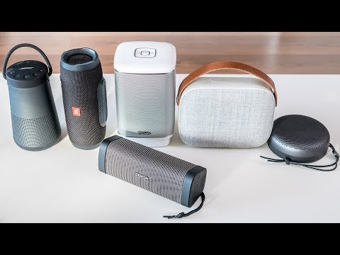 Best portable Bluetooth speaker 2017: Denon Envaya DSB-250