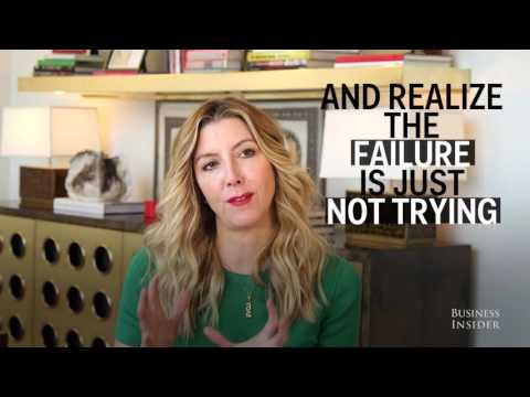 Spanx CEO Sara Blakely offers advice to redefine failure