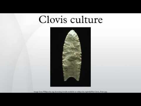 Clovis culture