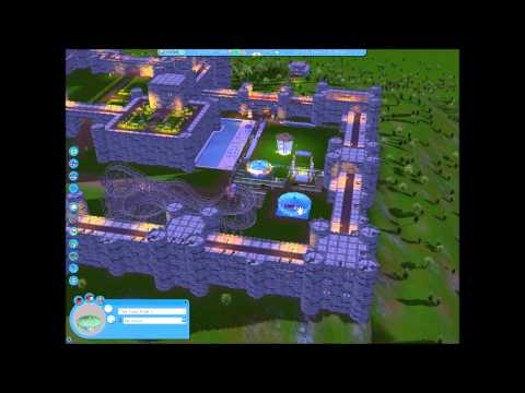 Rollercoaster Tycoon 3, Career Mode, Scenario 11; A National