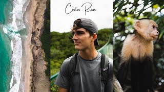 The Country of COSTA RICA - 4K…