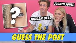 Jordyn Jones vs. Jordan Beau - Guess The Post