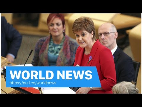 World News - The political division of the United Kingdom to increase further as the SNP, labour pr
