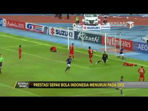 Prestasi Baik dan Buruk Sepak Bola Indonesia