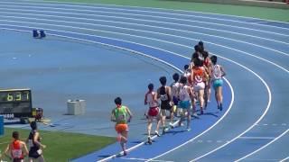 第70回東京都高等学校陸上競技対校選手権大会 男子 5000m 決勝