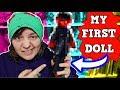 MY FIRST CUSTOM DOLL ! DOLLIGHTFUL Pokemon Litten Custom Doll Unboxing