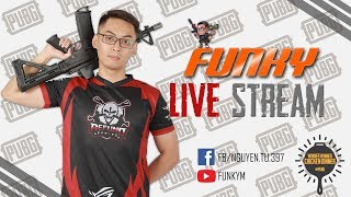 [Live] FunkyM - Train Divine  bảng C ( delay 5p )