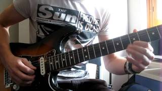Avenged Sevenfold-Paranoid Cover (black Sabbath)