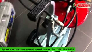 Видео-обзор Установка раздачи смазок пневматическая для бочек FLEXBIMEC 4920 | «AVTOTOOL™»
