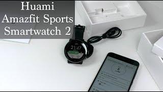 Новые часы Xiaomi Huami Amazfit Sports Smartwatch 2
