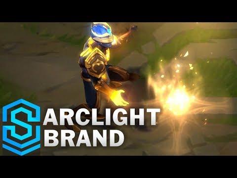 Arclight Brand Skin Spotlight - League of Legends