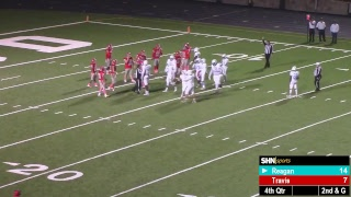 High School Football - Reagan Raiders vs. Travis Rebels - 10/18/2018