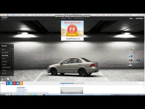 Тюнинг машины: Nissan Almera Classic