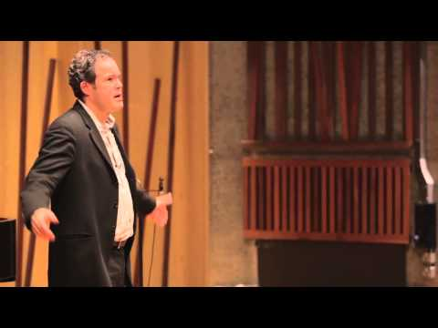 Guildhall Masterclass: Gerald Finley Vocal Masterclass - Q&A