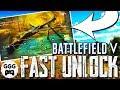 How To Unlock NEW ZK-383 FAST (BF5 Lightning Strikes Week 1 Reward) - Battlefield 5