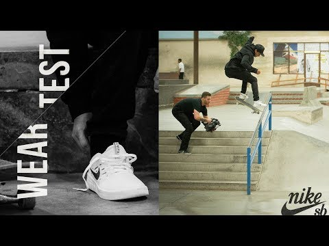check out 626c6 d5bc8 Wear Test   Nike SB - Nyjah