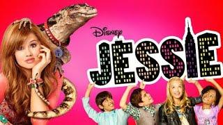 Джесси клип всех сезонов || Jessie's full theme song