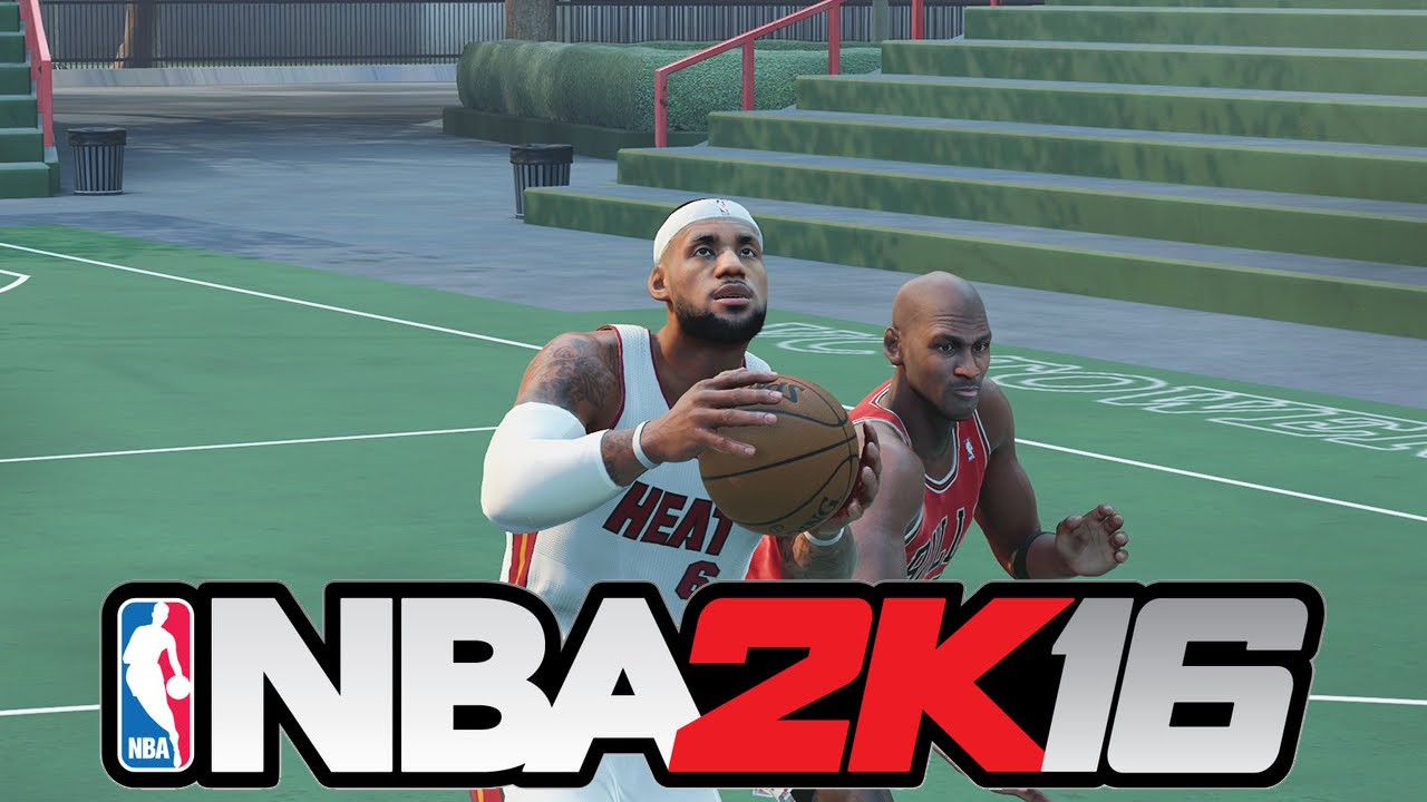 ec8eacaf786 NBA 2K16 - Prime  13 Lebron James vs Prime  96 Michael Jordan 1 on 1 ...