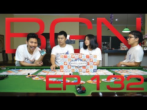 BGN บอร์ดเกมไนท์ EP132 Azul by The Stronghold Siam
