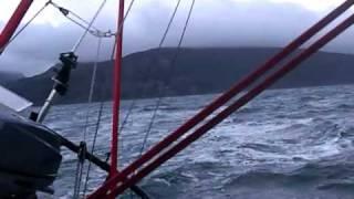 Rebellion Sailing In The Beagle Channel (dutch Spoken)