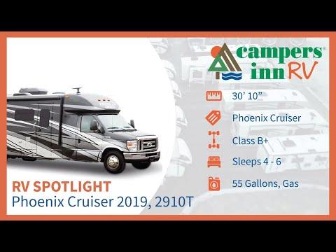 RV Spotlight: 2019 Phoenix Cruiser RV 2910T Class B-Plus
