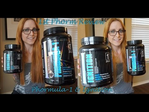 PRODUCT REVIEW: 1st Phorm Post-Workout Stack (Phormula-1 & Ignition)