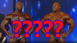 NO ONE Knew Phil Heath Would Lose to Shawn Rhoden!!!!