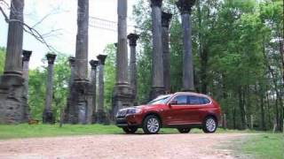 2011 BMW X3: South Carolina to Los Angeles