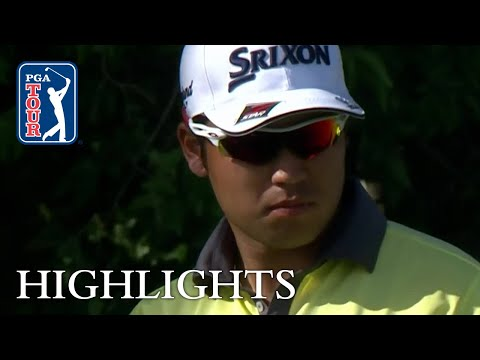 Hideki Matsuyama Highlights | Round 2 | AT&T Byron Nelson