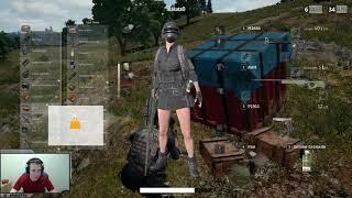 17 kills win (Duo with Drainys) PUBG