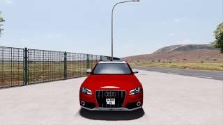 ETS2 - Audi S4 Tanıtım | Malatya - Adıyaman Seferi