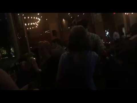 Protestors disrupt DHS Secretary Kirstjen Nielsen's dinner at Mexican restaurant in DC.