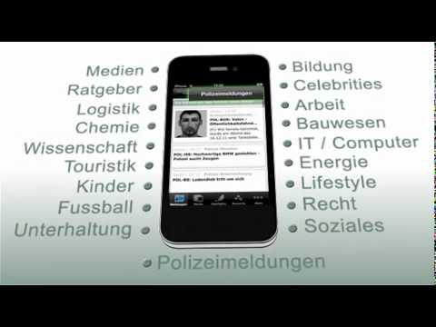 ots.Video: Neue App von news aktuell schickt individuelle Unternehmensmeldungen aufs iPhone