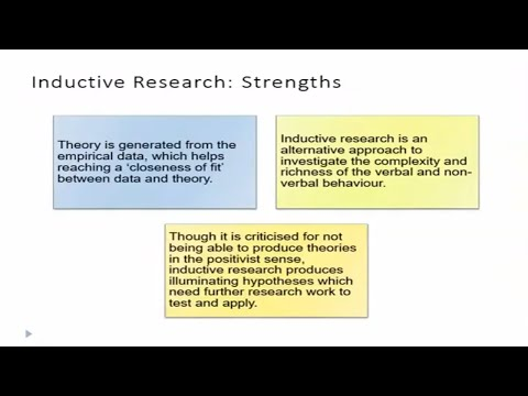 Types of Research & Research Designs -- Rey Ty from YouTube · Duration:  3 minutes 14 seconds