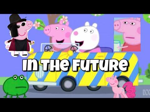 In the Future | Check Description | Peppa Pig
