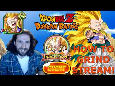 SS3 Teq Gotenks Grind! 50 percent potential and 10 SA lets make him over powered! | Dokkan Battle