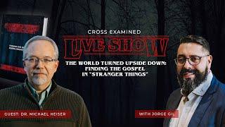 Gambar cover CE Live Show: The World Turned Upside Down with Dr. Michael Heiser