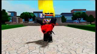 SPINNING FOR OVERHAUL AND SHOWCASING THE MOVES! [Boku No Roblox:Remastered]