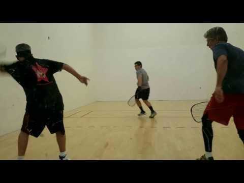 2016 STOCKTON SUPER BOWL SHOOTOUT Gil Cepeda/Jim Durham vs Robbie Collins/Al Muranaga