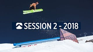 Windells Session 2 - 2018