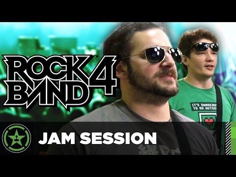 Rock Band 4 Jam Session